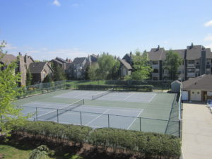 Crosspointe Tennis Courts 1