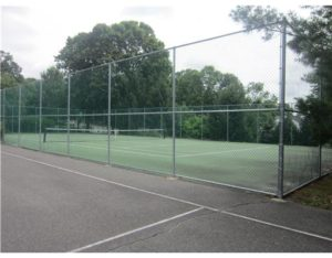 Country Woods Tennis Court
